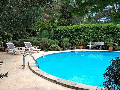 Chemin de la Plaine, Villa 6 personnes à Grasse
