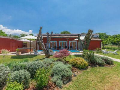 Villa Renzo, Location Maison à Buje Plovanija - Photo 15 / 46