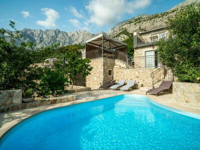 Belvedere, Maison 4 personnes à Makarska