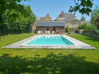 Langevine, Maison 15 personnes à Thorigné d'Anjou