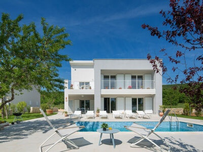 Chiara, Villa 9 personnes à Rabac Sveti Lovrec Labinski