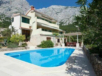 Drago, Maison 10 personnes à Makarska