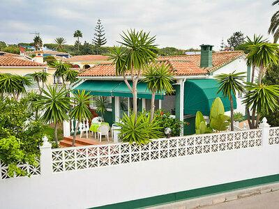 Costabella, Maison 4 personnes à Marbella