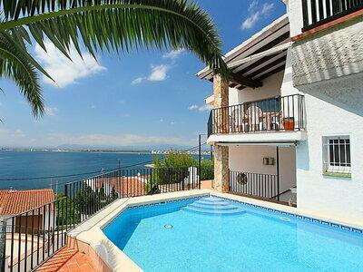 Maison Joan Sardà 1, ensoleillée avec magnifique vue sur la mer
