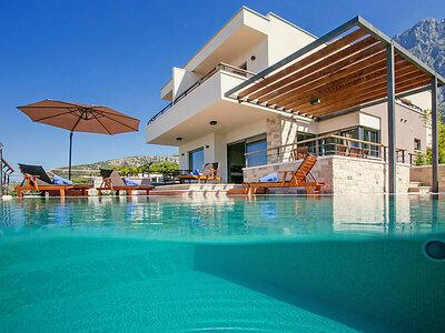 Olea, Villa 10 personnes à Makarska