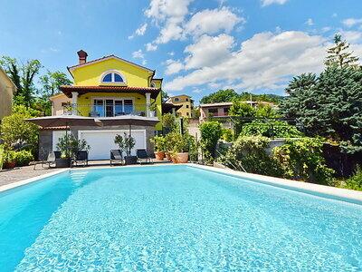 Izzi, Villa 6 personnes à Opatija Pobri