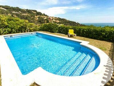 Villa Dubos, Maison 6 personnes à Begur