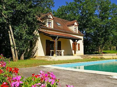 Les Chenes, Maison 6 personnes à Salviac