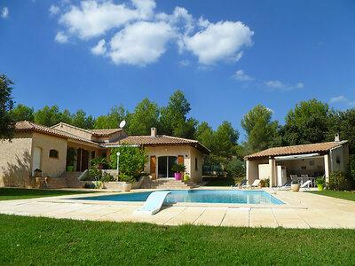 La Péguière, Villa 6 personnes à La Cadière d'Azur