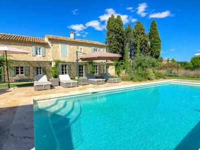 La Villebague, Maison 11 personnes à Saint Rémy de Provence