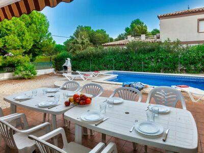 Mimosa II, Location Villa à L'Ametlla de Mar - Photo 1 / 26