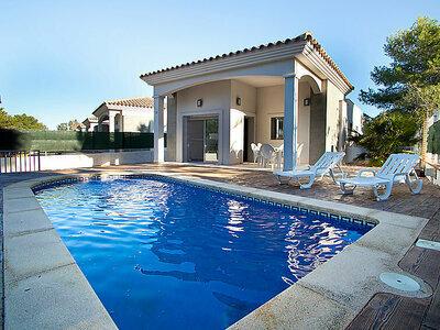 Maison Gaviota 11, confortable villa dans un environnement tranquille