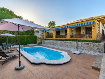 Villa San Vicente, Maison 6 personnes à Córdoba Baena