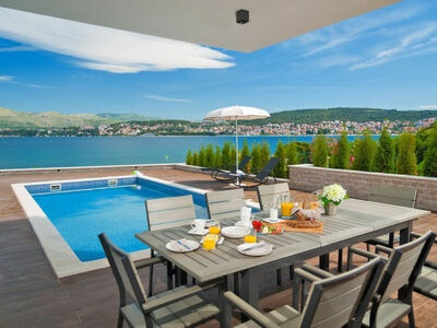 More, Villa 11 personnes à Trogir Okrug Gornji