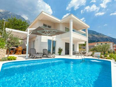 Luka, Villa 8 personnes à Makarska