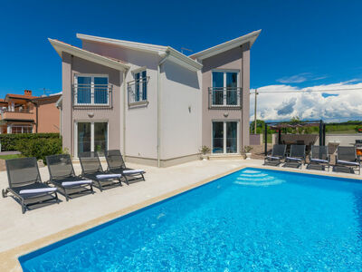 Villa Gocci, Maison 8 personnes à Umag