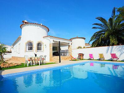 Maison individuelle Alberes 28B, superbe villa climatisée moderne et ensoleillée