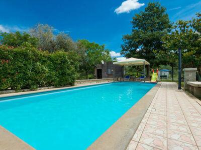 Sabrina, Villa 8 personnes à Manziana Canale Monterano