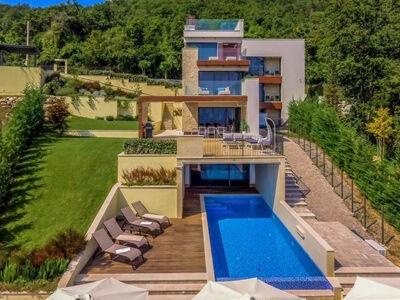 AltaVista, Villa 10 personnes à Opatija Icici