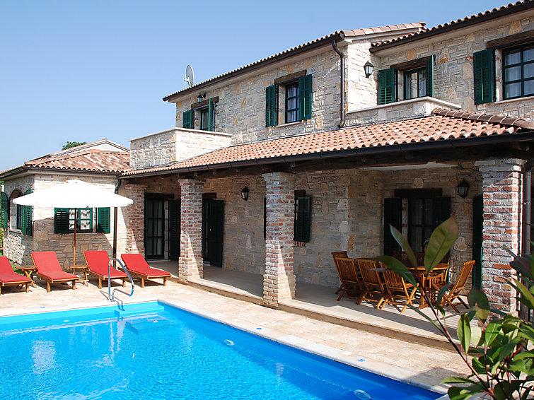 Verbena, Location Villa à Porec Barat - Photo 0 / 11
