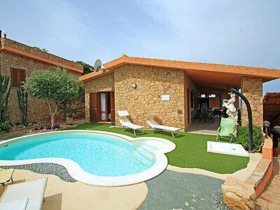 Gatti, Villa 8 personnes à Costa Paradiso