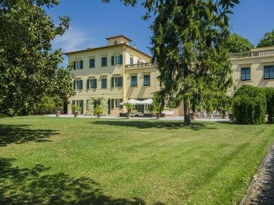 Ravano, Villa 28 personnes à San Giuliano Terme