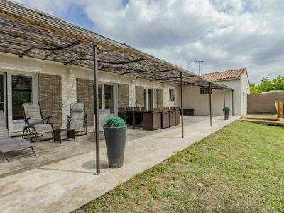 Le vieil amandier, Villa 8 personnes à Pernes les Fontaines
