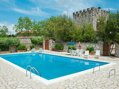 Olivo secolare, Villa 10 personnes à Todi