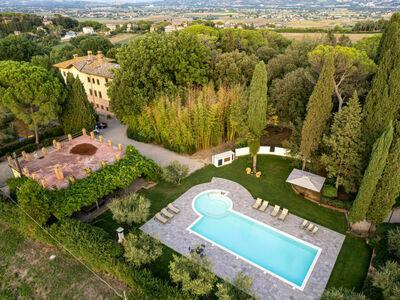 Angeli, Villa 18 personnes à Perugia