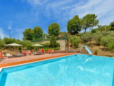 Querceto, Villa 12 personnes à Loro Ciuffenna
