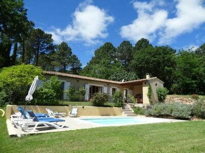 Villa les Vignes, Maison 4 personnes à Roussillon