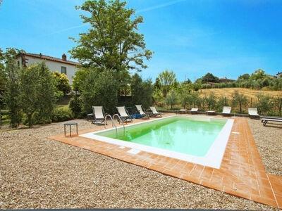 Villa Osteria, Gite 11 personnes à Cortona