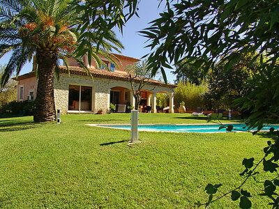 Villa Les Fourches, Maison 6 personnes à Cogolin