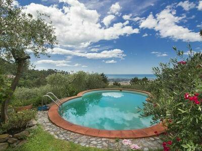 Villa Poggiobello, Maison 4 personnes à Forte dei Marmi
