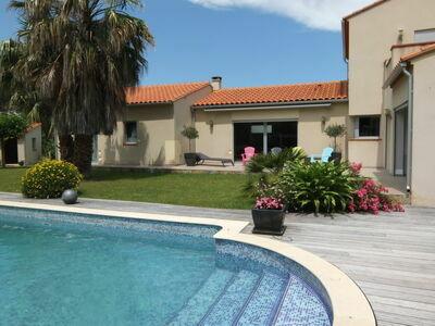 Villa Lavande, Villa 8 personnes à Argelès sur Mer
