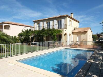 Villa Brigantin, Maison 8 personnes à Argelès sur Mer