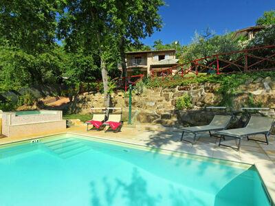 Oleandra sul Lago, Villa 5 personnes à Magione