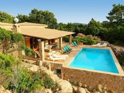 Petra Rossa, Villa 12 personnes à Costa Paradiso