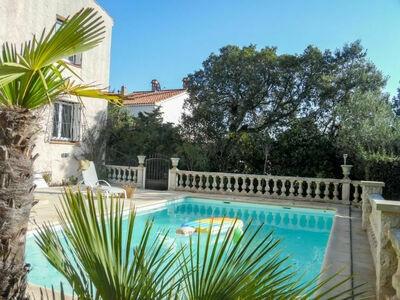 Villa Debussy, Villa 8 personnes à Saint Aygulf