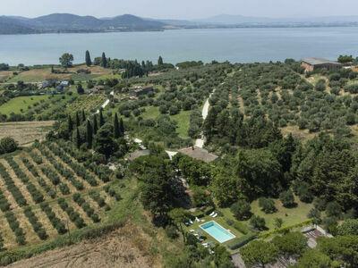 Casale dei tigli, Villa 10 personnes à Magione