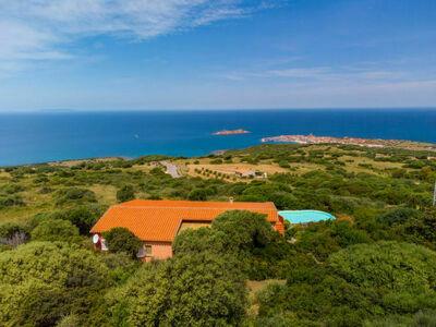 Scalitti, Villa 12 personnes à Isola Rossa