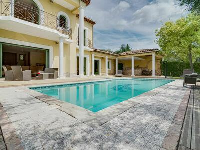 Caliopa, Villa 6 personnes à Grasse