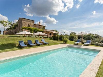 Colomba, Villa 11 personnes à Asciano