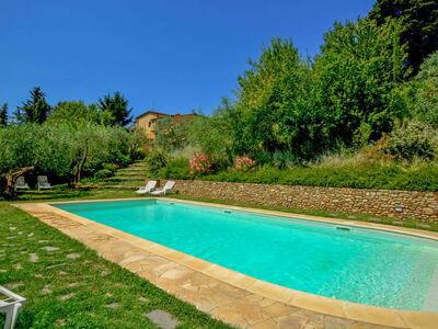 Casa delle Fiabe, Gite 12 personnes à San Casciano Val di Pesa