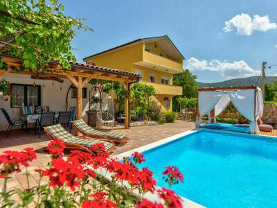 Villa Anđelika, Maison 6 personnes à Crikvenica