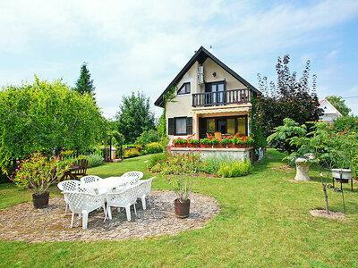 Jardin, Maison 8 personnes à Balatonalmadi Alsoors