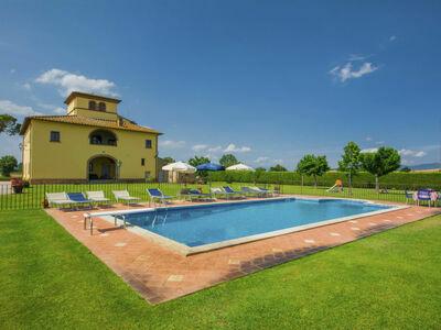 La Salciaia, Villa 15 personnes à Monte San Savino