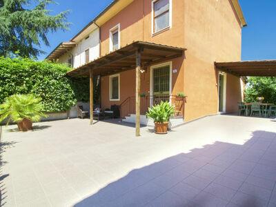 Casa Ponziani, Gite 8 personnes à Orentano