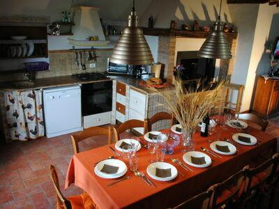 Crete Senesi View, Location Gite à Asciano - Photo 11 / 52