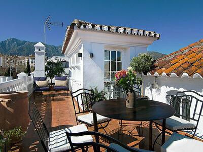 Agréable location en plein coeur de la vielle ville de Marbella